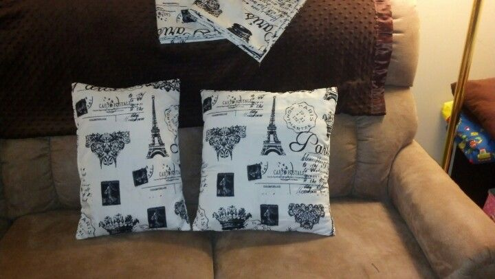 Pillowcases, bedroom pillows