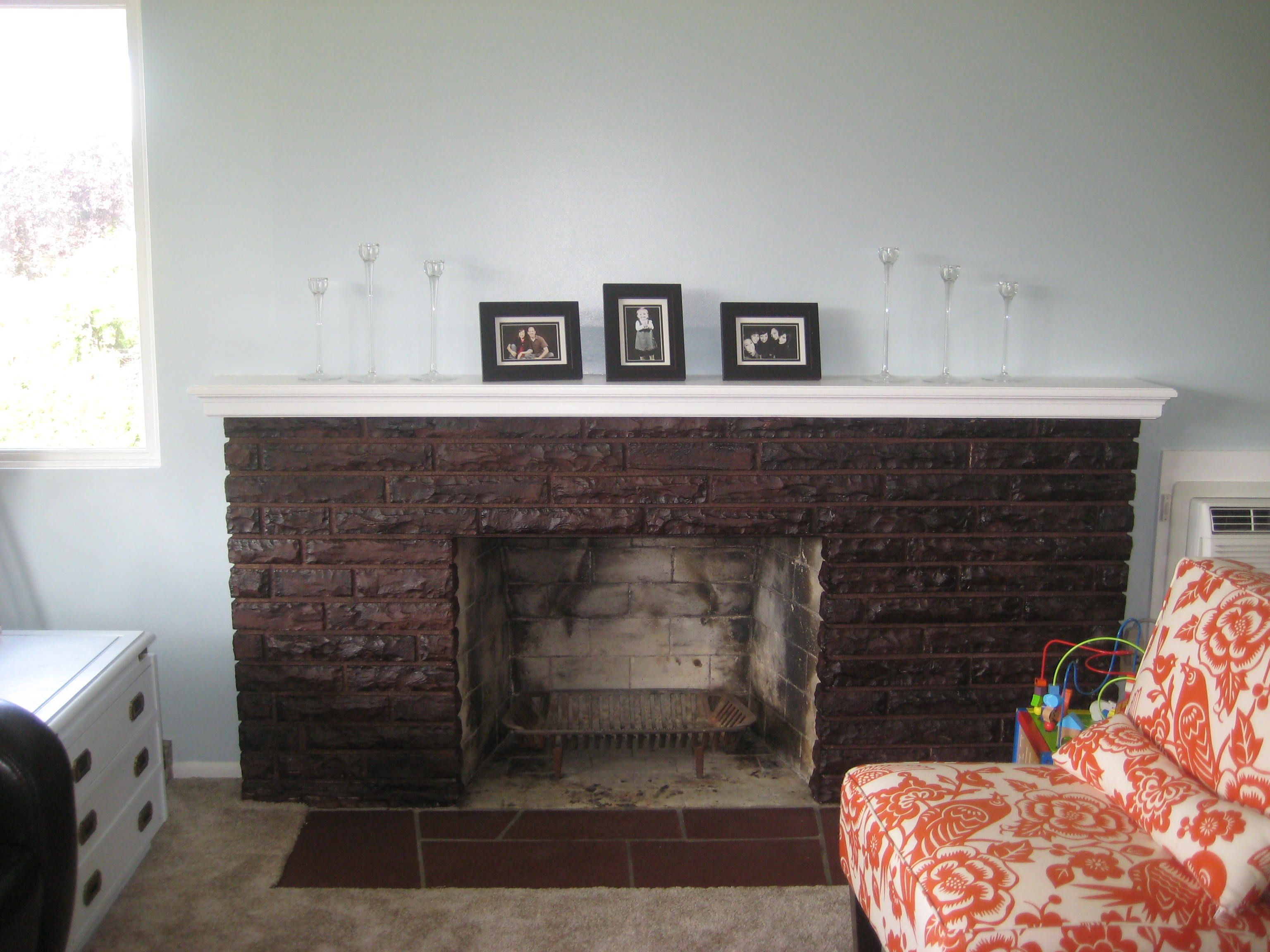 36 best Fireplace restore images on Pinterest | Fireplace ideas ...