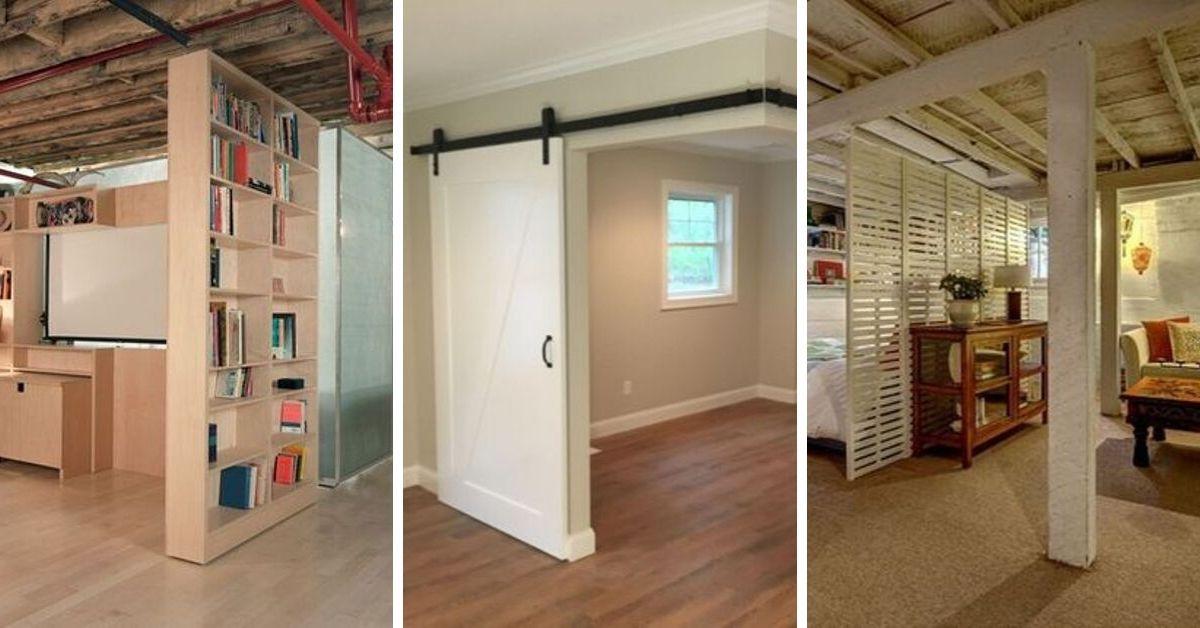 6 Inspiration Pour Finir Un Sous Sol A Peu De Frais Home Decor Home Loft