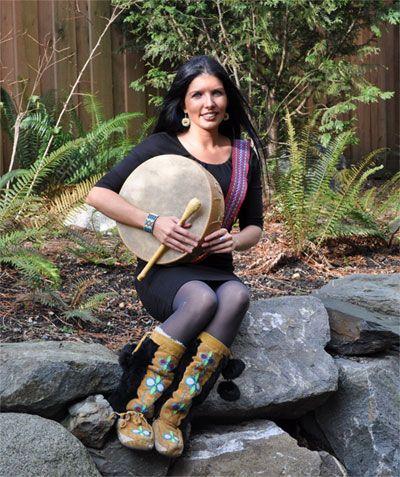 Algonquin Today Native American Women Native American