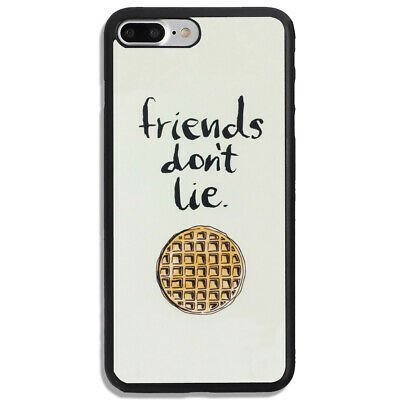 NEW Friends Don't Lie Waffle Stranger Hard Cover Phone Case For iPhone & Samsung    eBay – Phone case