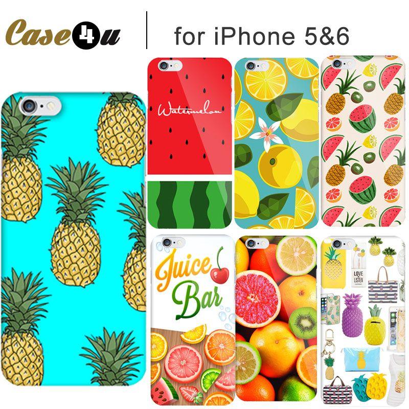 coque iphone 5 fruit