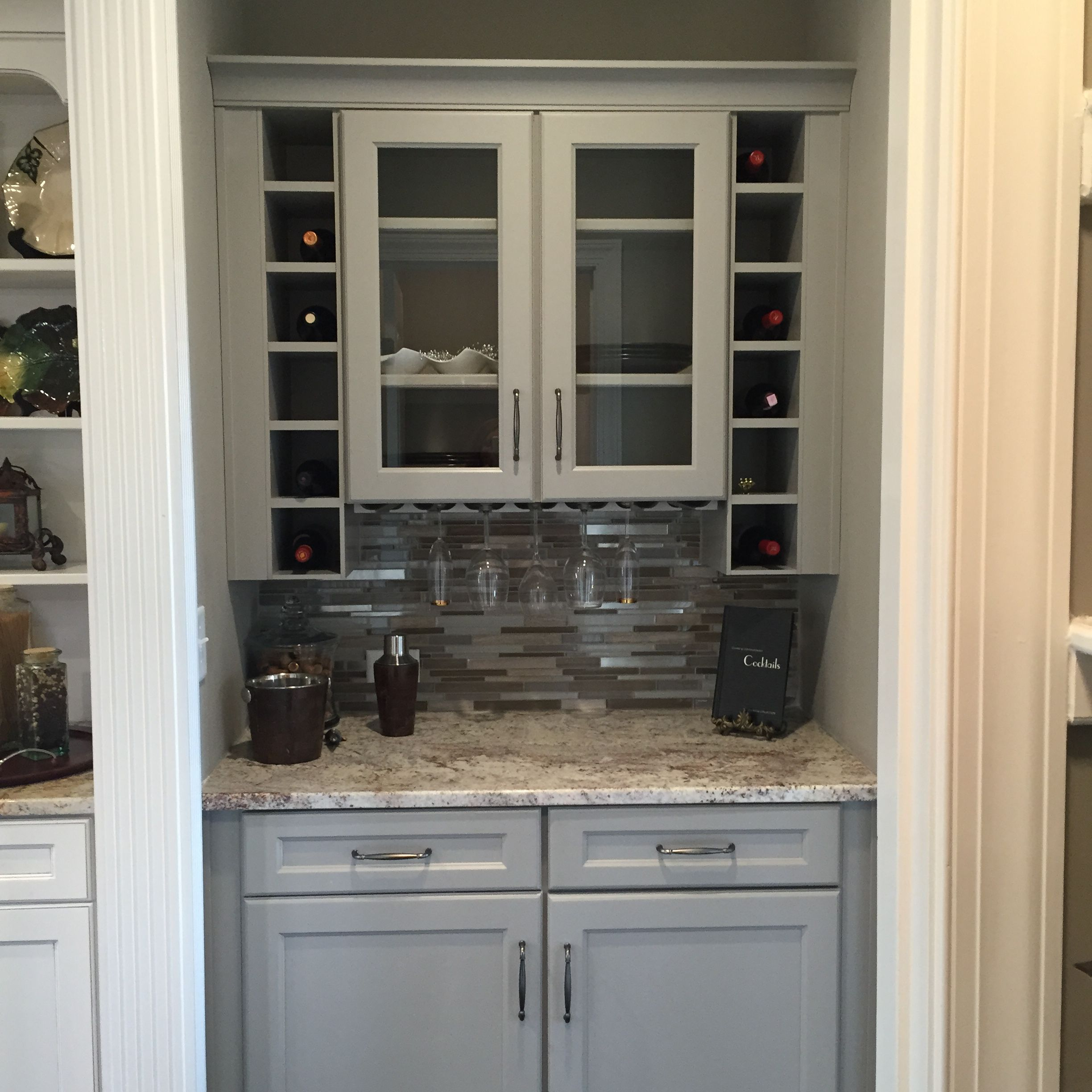 Pin by Turnberry Homes on Butler Pantry (With images ...