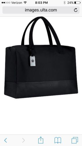 Chrome Azzaro LARGE Men s Weekender  Duffle Bag Retail  50  18e40821df89a