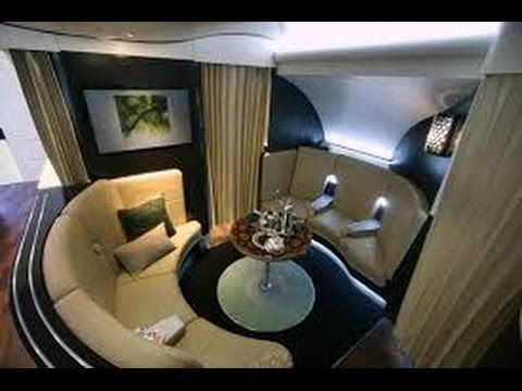 Etihad First Class Apartments Sydney To Abu Dhabi Ey 455