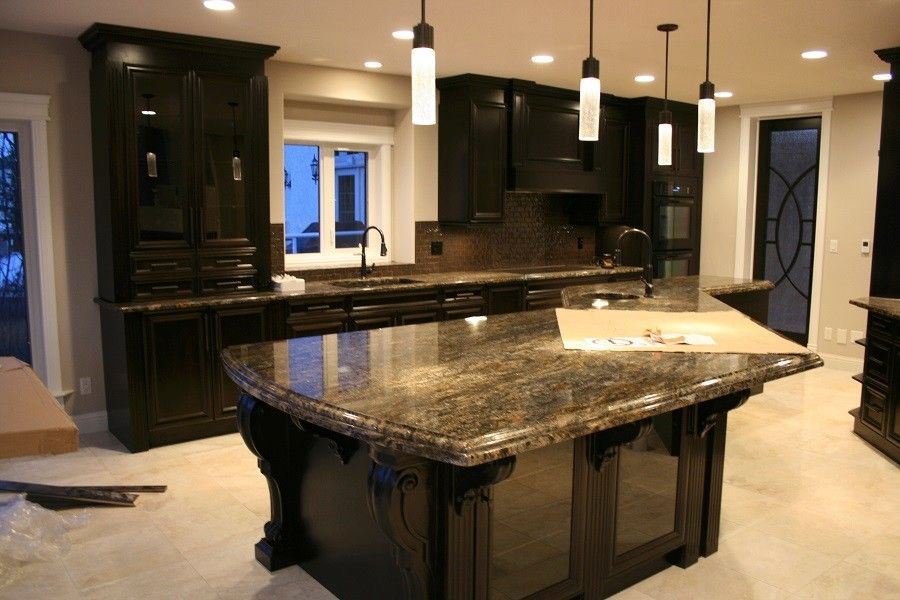 Large Detailed Kitchen -Too many details to list! Notice ...