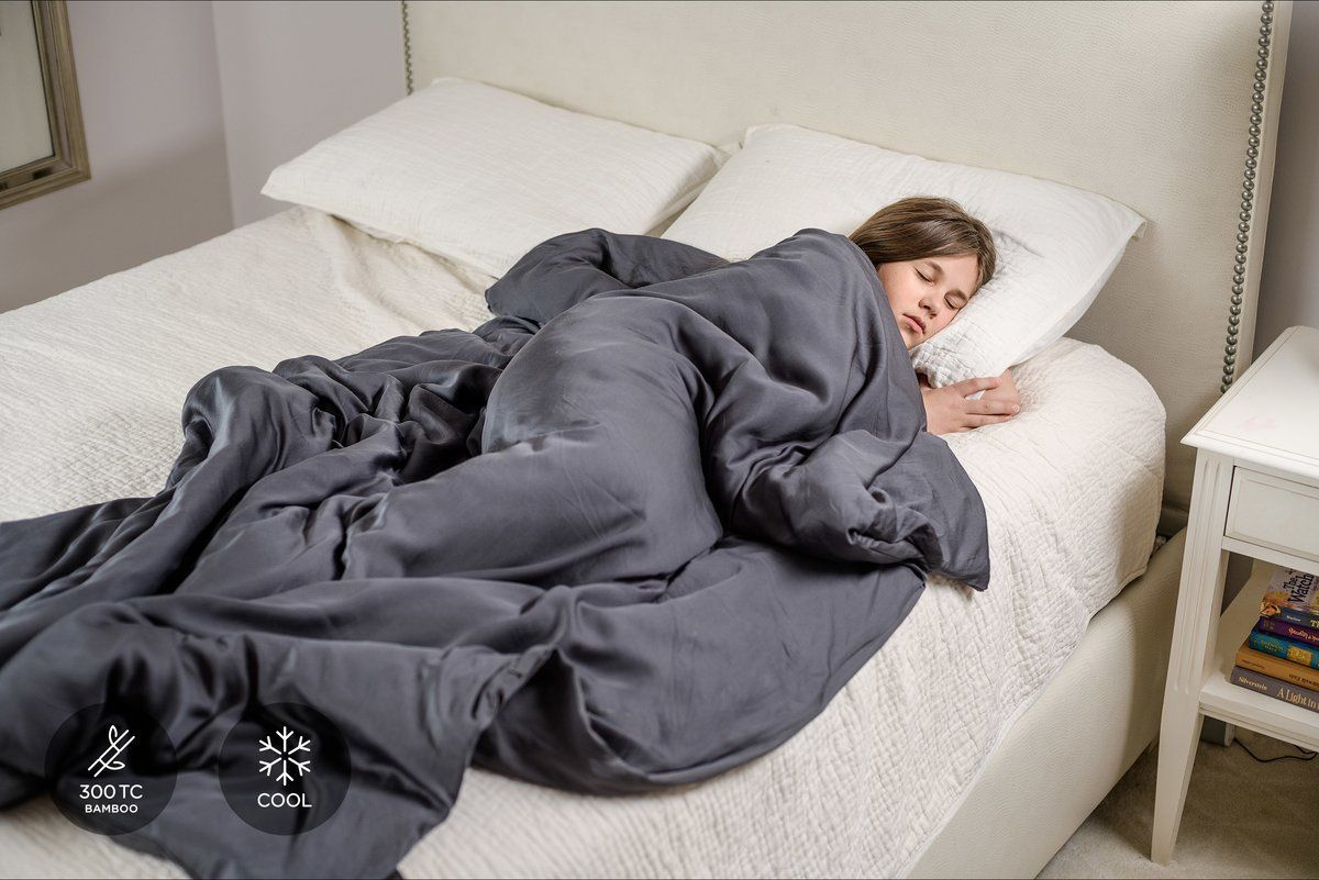 Cooling Weighted Blankets Weighted Blanket Cool Stuff Blanket