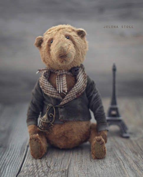 Bear Endri  by Jelena Stoll.