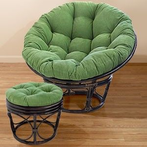 My Papasan Chair Sessel