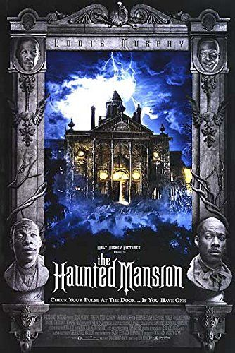 Haunted Mansion Authentic Original 27 X 40 Movie Poster Disney Haunted Mansion Original Movie Posters Haunted Mansion