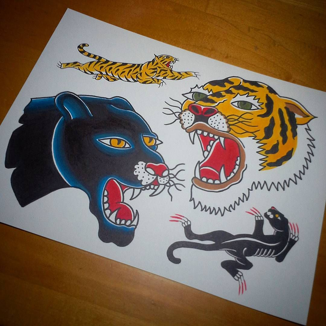 Tiger tattoo tattoo pinterest tiger tattoo tattoo meanings