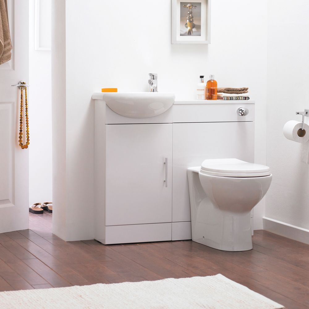 Sienna Cloakroom Suite  Cloakroom Suites Toilet And Sinks Classy Compact Bathroom Suites For Small Bathrooms Inspiration