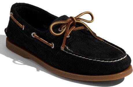 Authentic Original Suede Boat Shoe