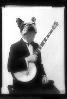 Blind Banjo Willy by Shamanmoon