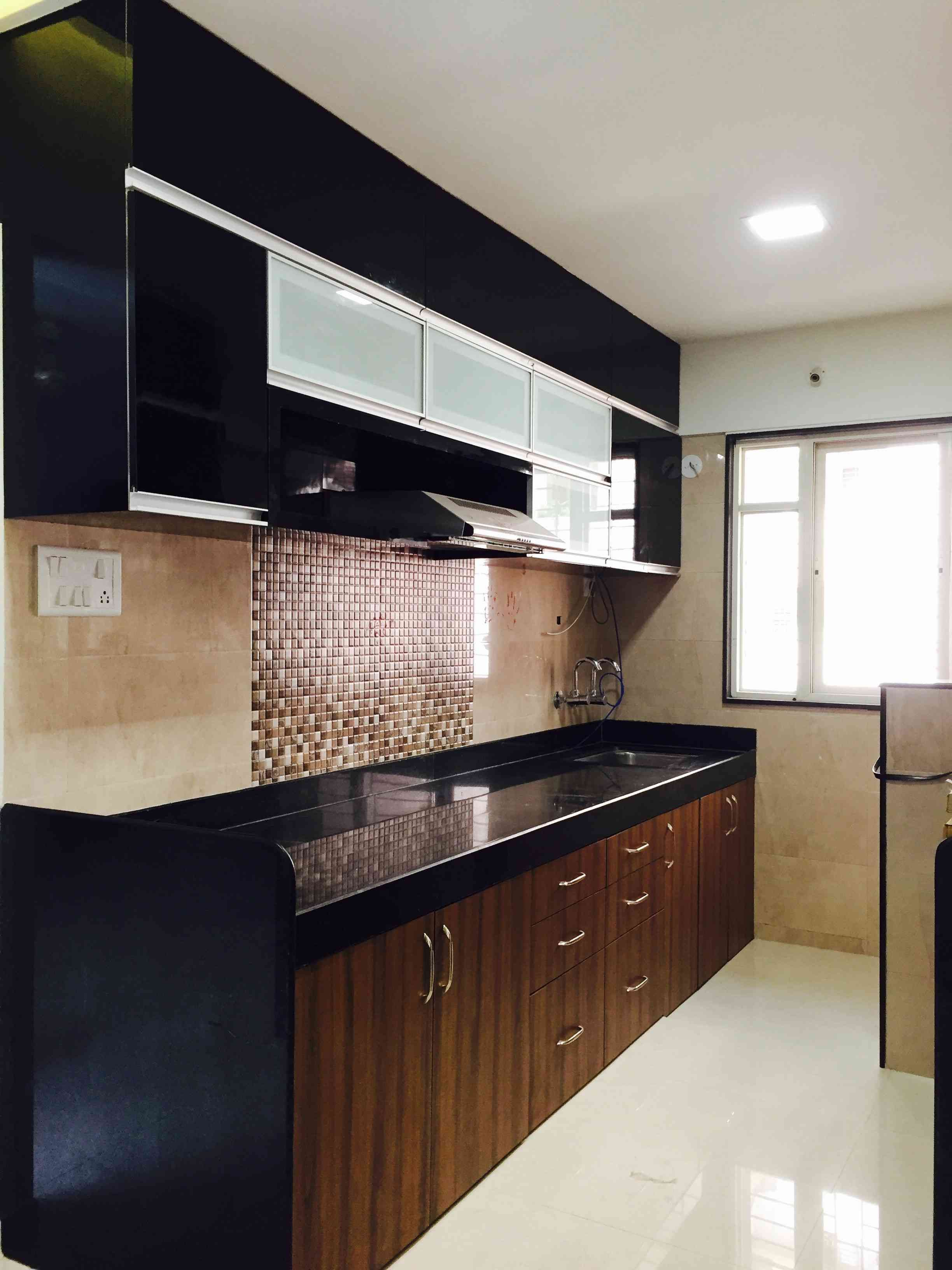 Pin By Zingyhomes Com On Kitchen Ideas Kitchen Interior Single Bedroom Kitchen Design