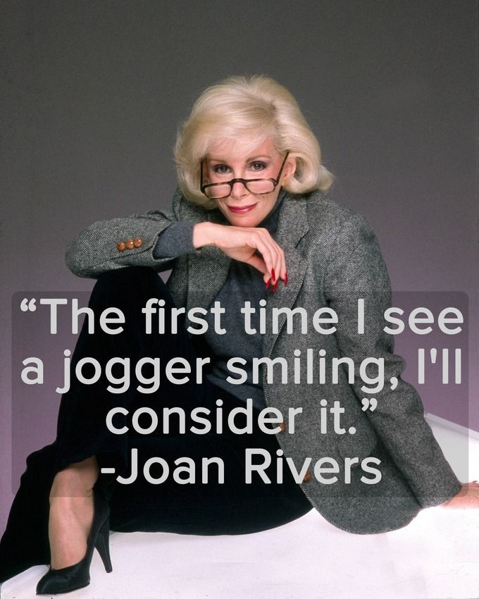 10 Joan Rivers Quotes That Transcend Her Snark | Joan rivers ...