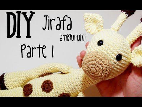 Stanley the giraffe amigurumi pattern by Little Muggles   Giraffe,  Patronen, Miniature   360x480