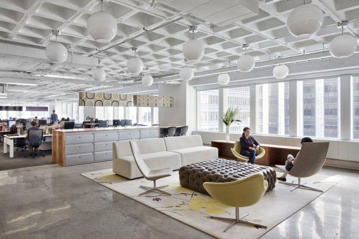 Office Tour Inside Bbc Worldwide Americas Offices Office Interior Design Office Interiors Commercial Office Design