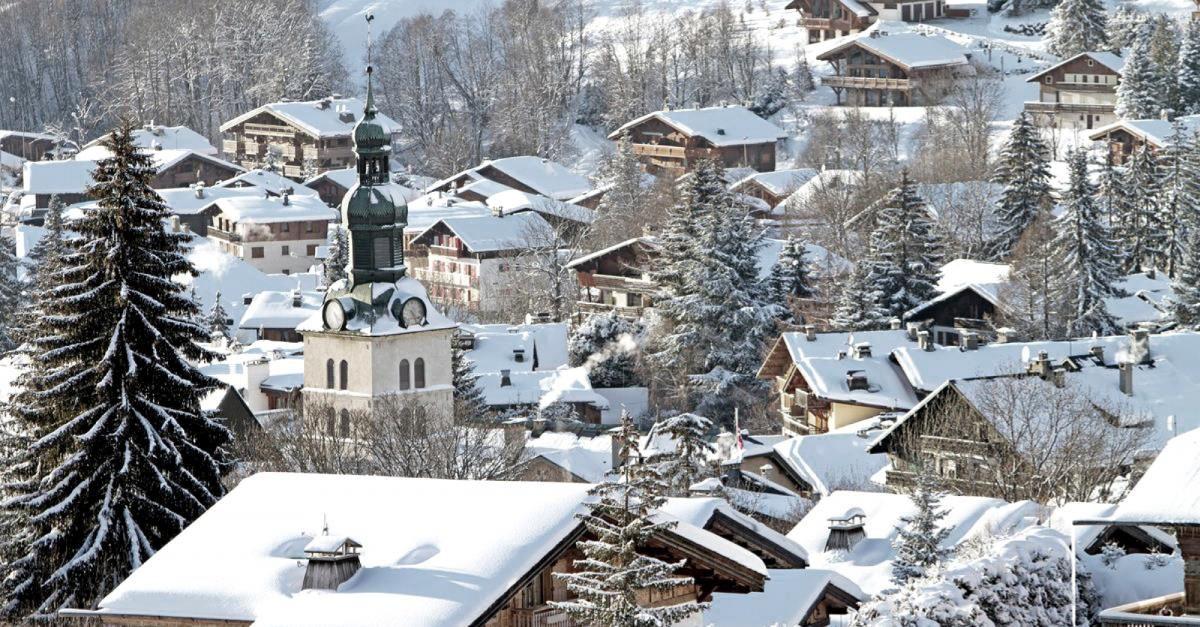 Alpaga Hotel Chalets Spa 5 Etoiles Les Hotels D En Haut