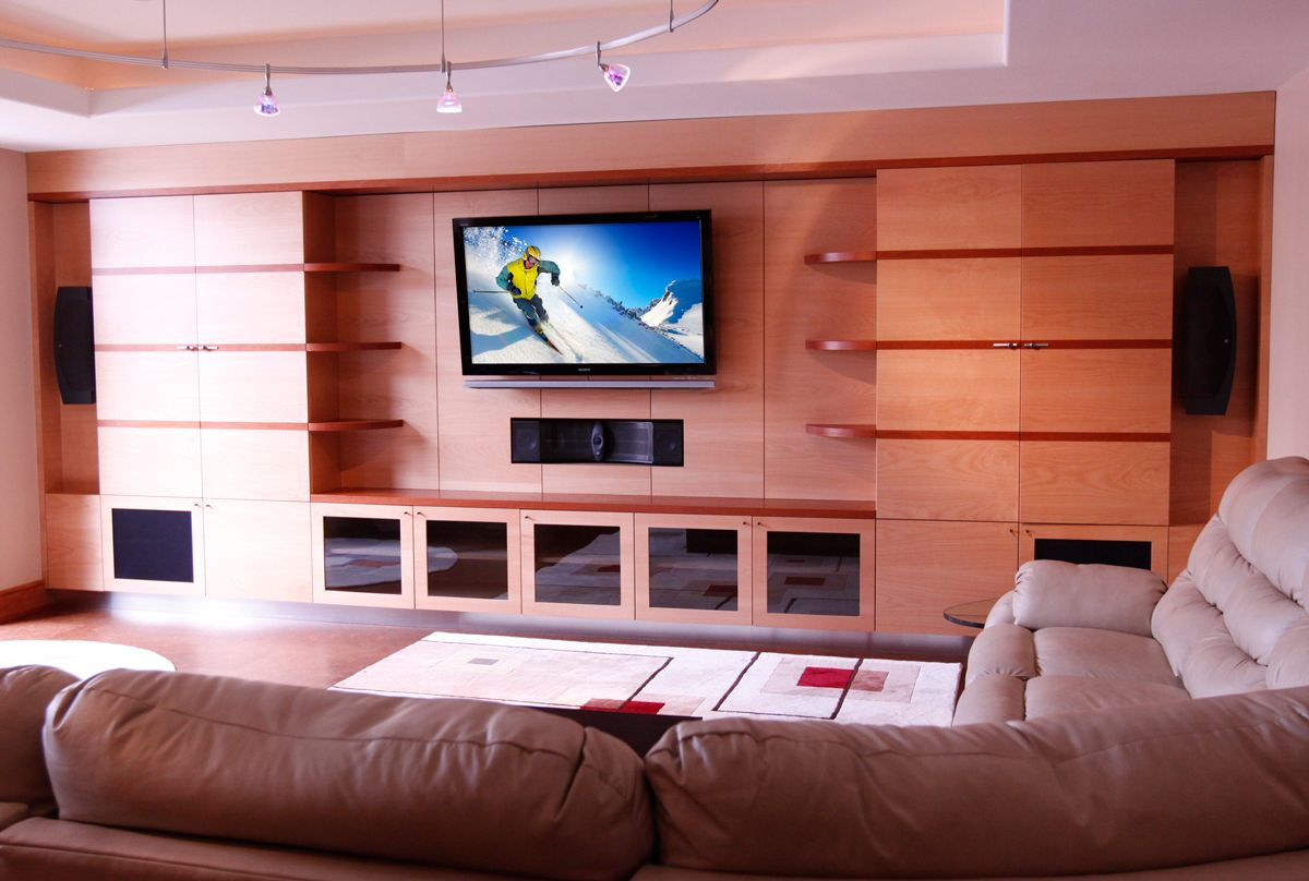 Interesting Home Theaters Archives  Home Caprice  Your Place For Gorgeous Living Room Home Theater Ideas Design Ideas