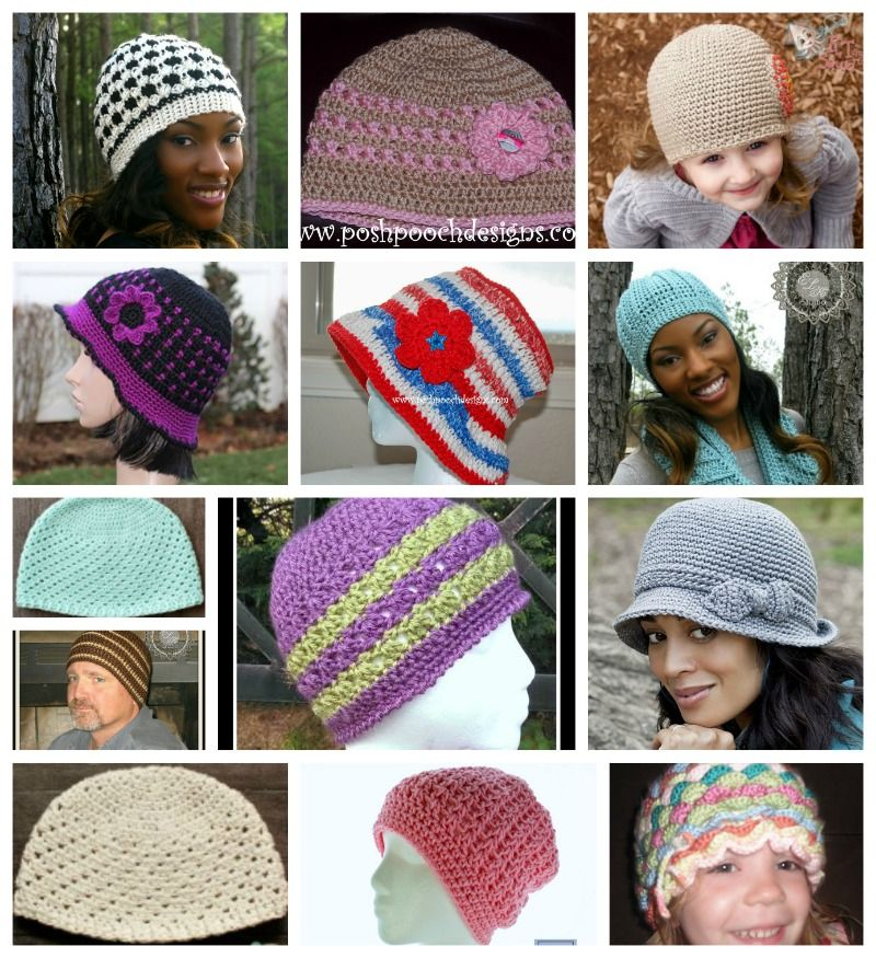 Great Chemotherapy Hat Patterns