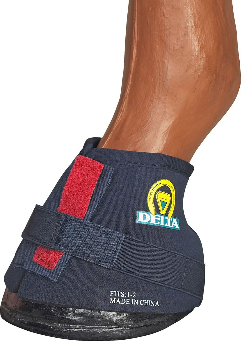 Delta Horse Hoof Boot Pastern Wraps Horse boots, Boots