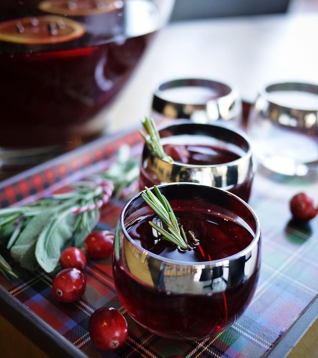The Only Thanksgiving Punch Recipe That You Need Is Up Now