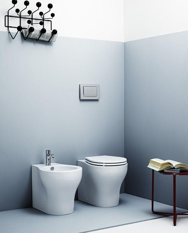Azzurra Ceramica Sanitari Spa.Ceramic Sanitary Ware Vera Azzurra Ceramica S P A I Sanitari