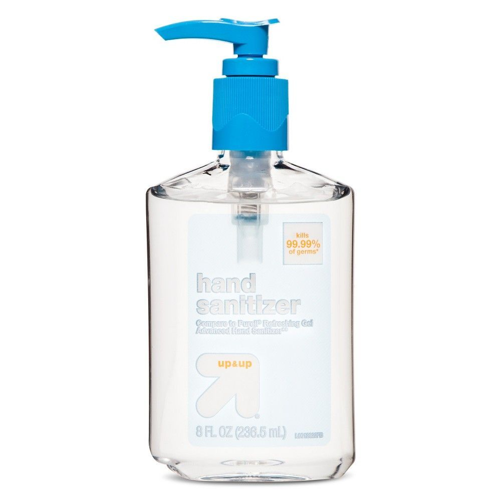 Hand Sanitizer 8 Oz Up Up Hand Sanitizer Hands Soap