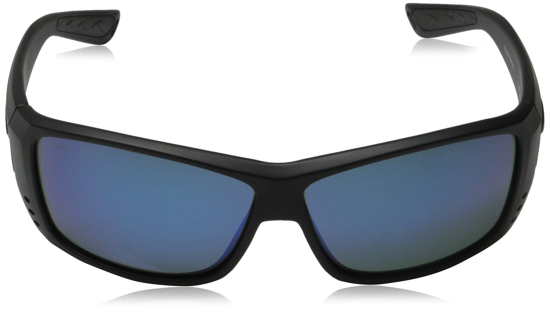 df40530024fb Costa del Mar UnisexAdult Cat Cay AT 01 OBMGLP Polarized Iridium Wrap  Sunglasses Blackout 60.9 mm -- You can get additional details at the image  link.