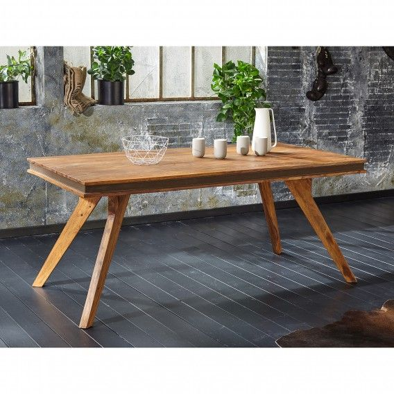 Esstisch Khan II (With images) Dining table, Table