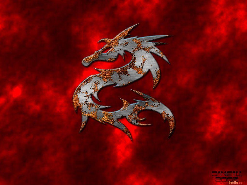 Download Wallpaper Red Dragon Wallpaper Download