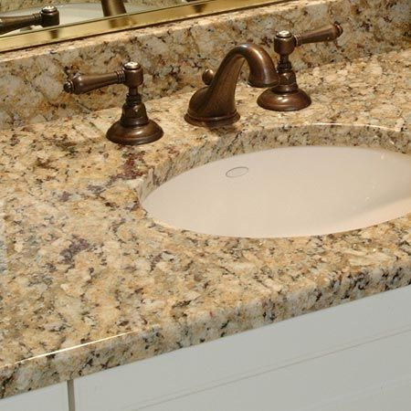 Granite Bathroom Countertops Gallo Napoleon Granite Bathroom Countertops High Point Greensboro