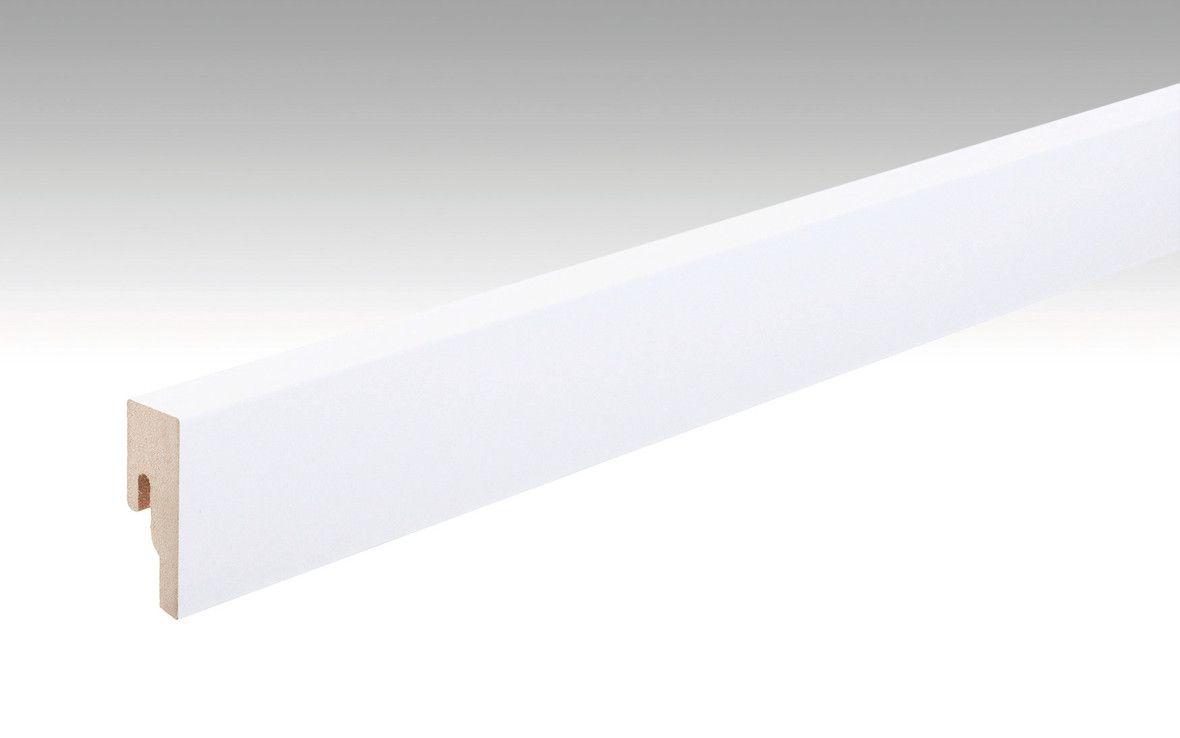 Fussleiste Profil 8 Pk Sockelleisten Leisten Meister Sockelleisten Fussleisten Sockel
