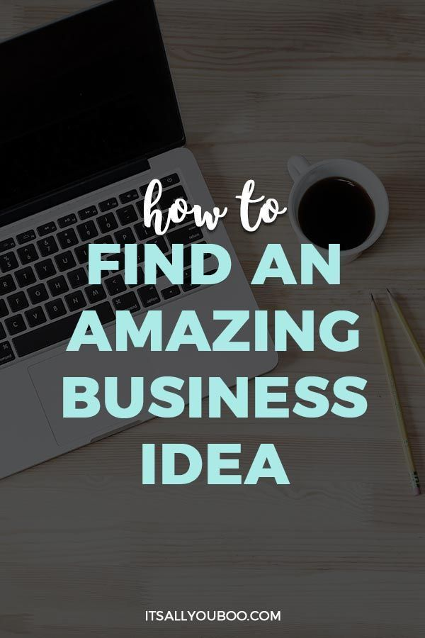 How to Find an Amazing Business Idea -  Want to be an entrepreneur and start your own business, but need an amazing business idea? Click he - #amazing #Business #Find #Idea #Startupsbusiness #Startupsdesign #Startupsideas #Startupsillustration #Startupsinfographic #Startupsinspiration #Startupslogo #Startupsoffice #Startupspage #Startupsquotes