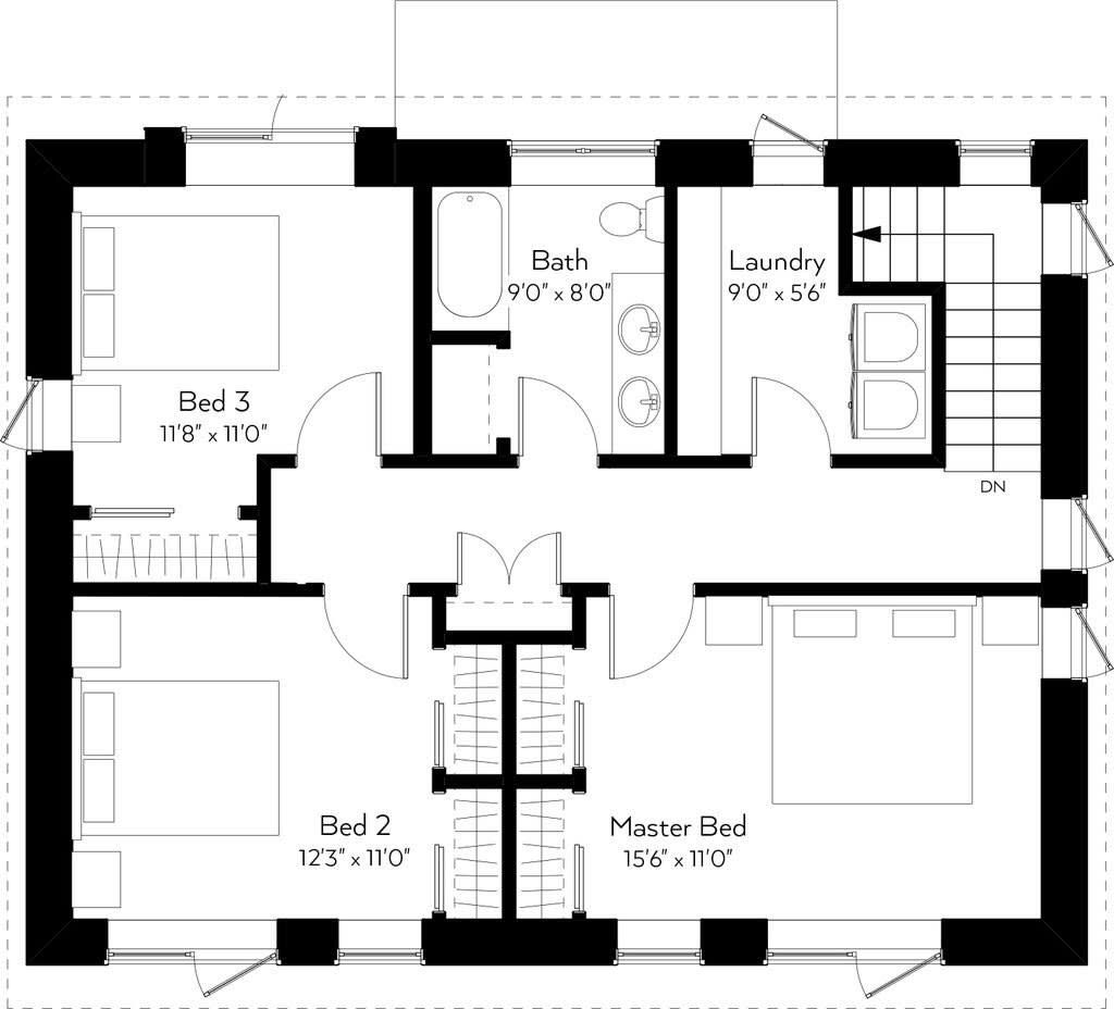 This Is What An Off Grid Passive House Looks Like Passive House Design Passive House Off Grid House