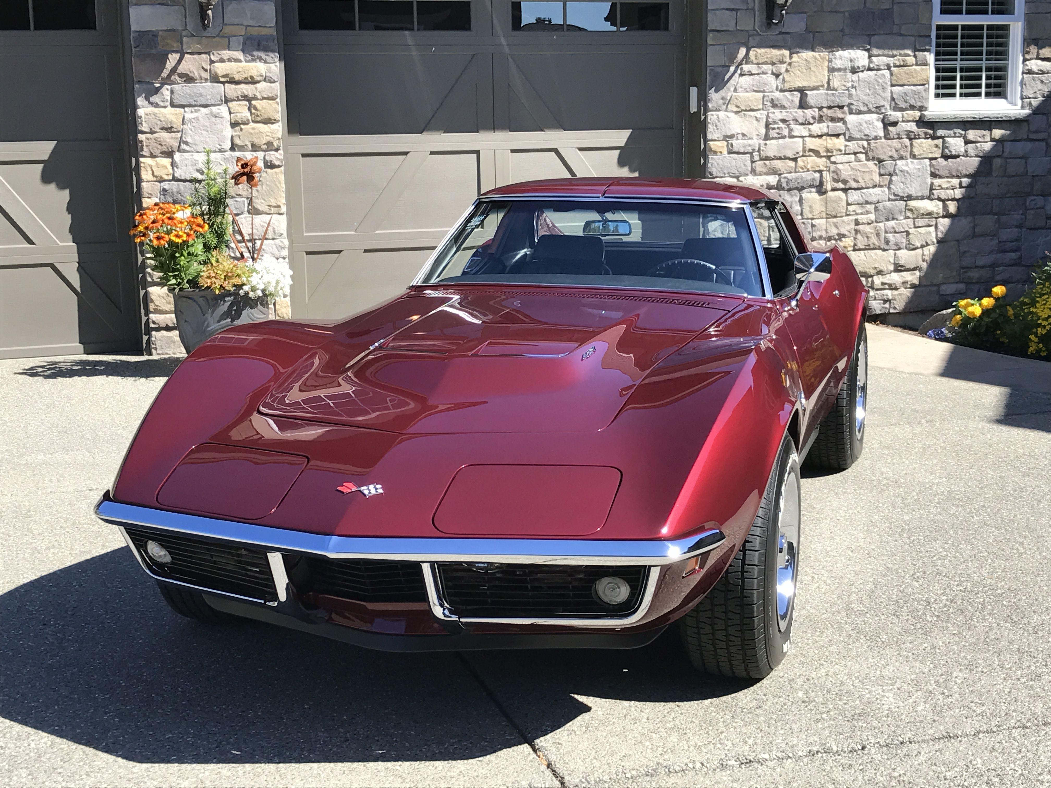 Pin By Roly Canteros On Corvette And Corvette Stingray 1969 Corvette Chevrolet Corvette Vette