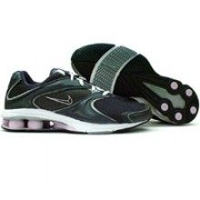 Nike Womens Shox Allegria Glow 309480 001 anthracite doll stealth