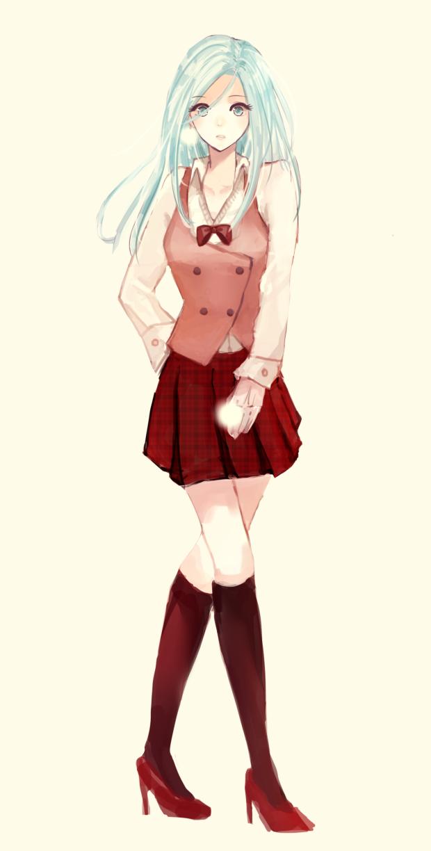 Kuroko in genderbend KNB Pinterest Kuroko, Anime and