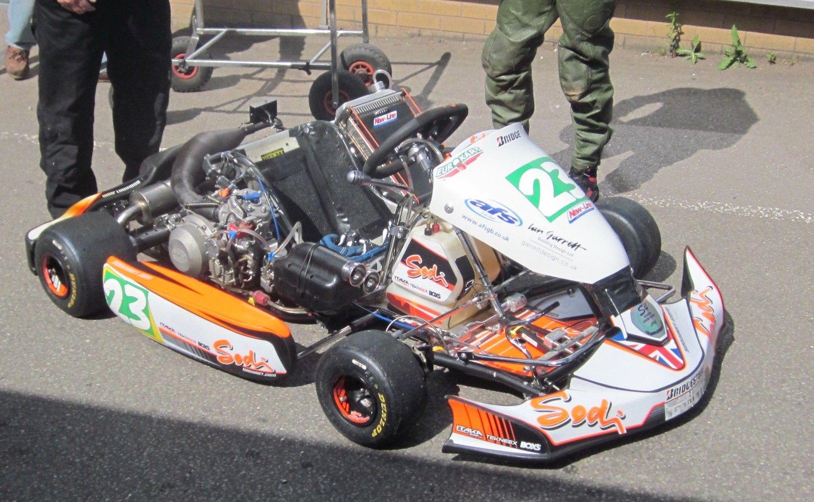 Sodi Eurokart/ Pavesi (Formula 125 KZ) | Other Superkarts | Racing