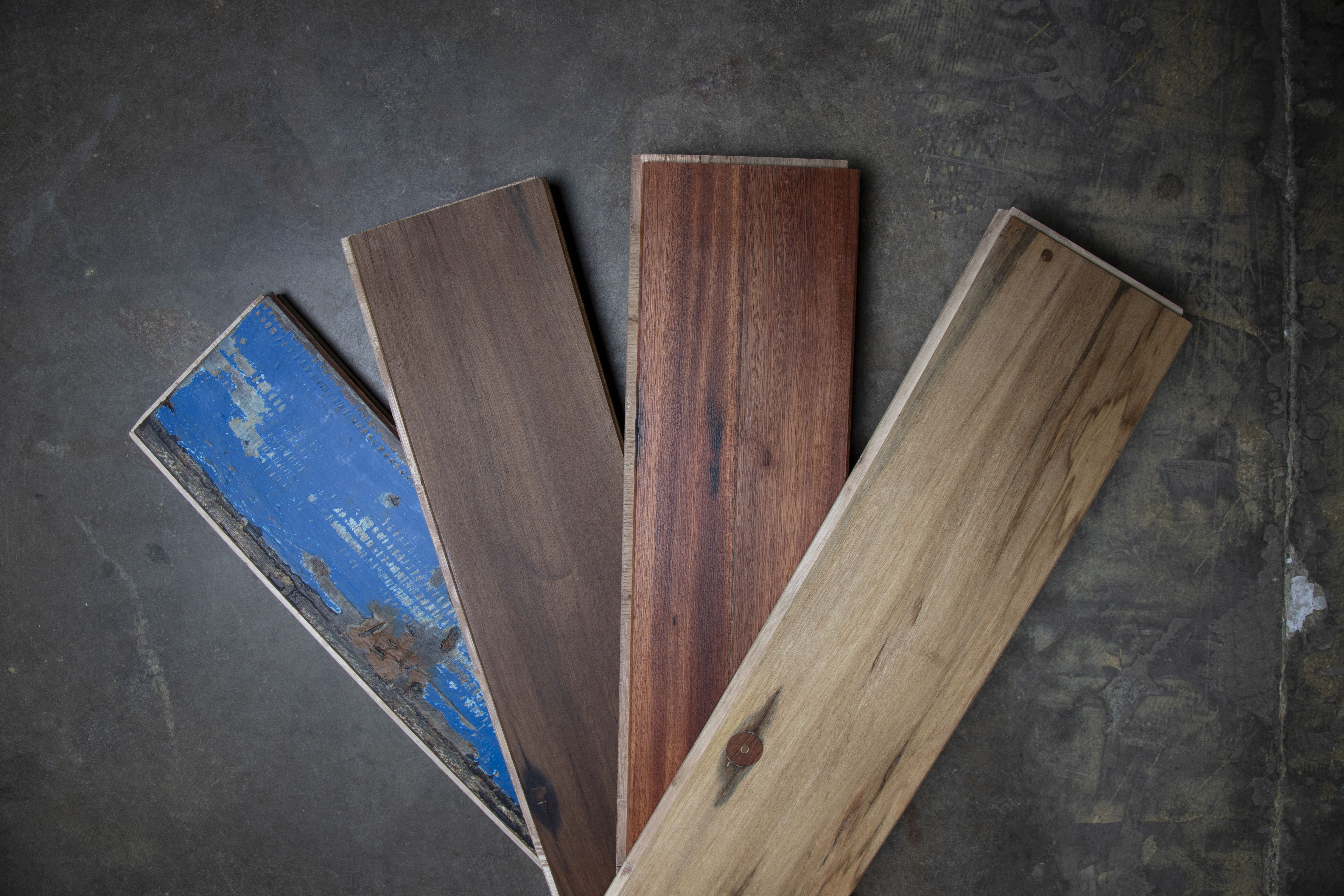 Reclaimed Engineered Wood Flooring in 2020 Engineered