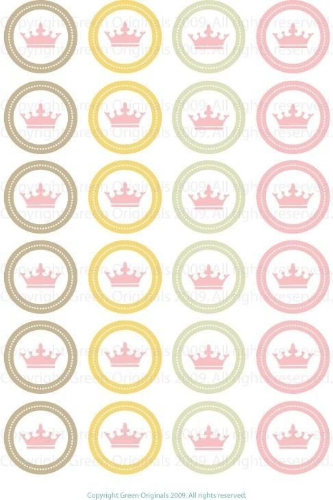 Princess Crown Baby Shower Invitations for great invitation sample