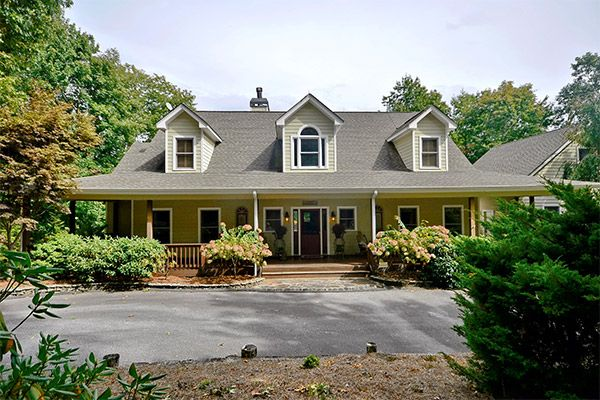 Home For Sale 128 Woods Summit Lane Sheepcliff Woods Cashiers Nc Home House Styles Wood