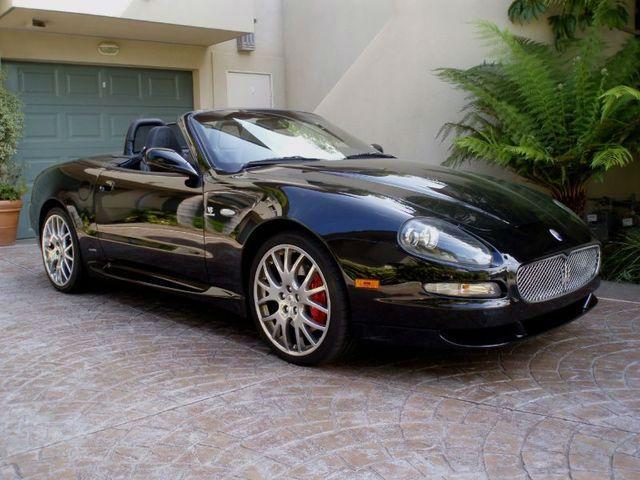 Maserati GranSport Convertible