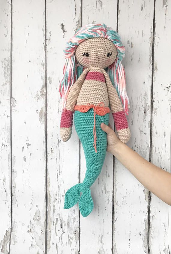 Mermaid Doll, 25\