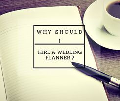 Why You Should Think About Hiring A Wedding Planner