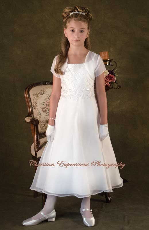 Plus size first communion dresses -First Communion Dresses ...