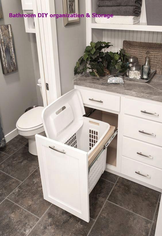 Photo of Exeptional Bathroom Storage & organization Concepts