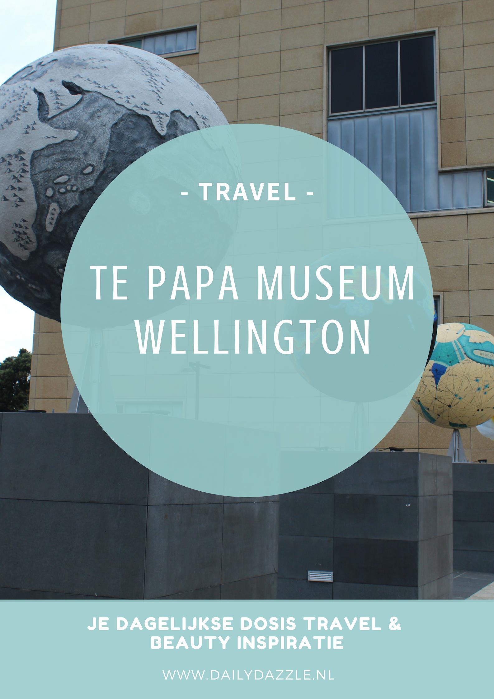 Tijdens Mijn Tijd In Wellington Bracht Ik Onder Anderen Een Bezoekje