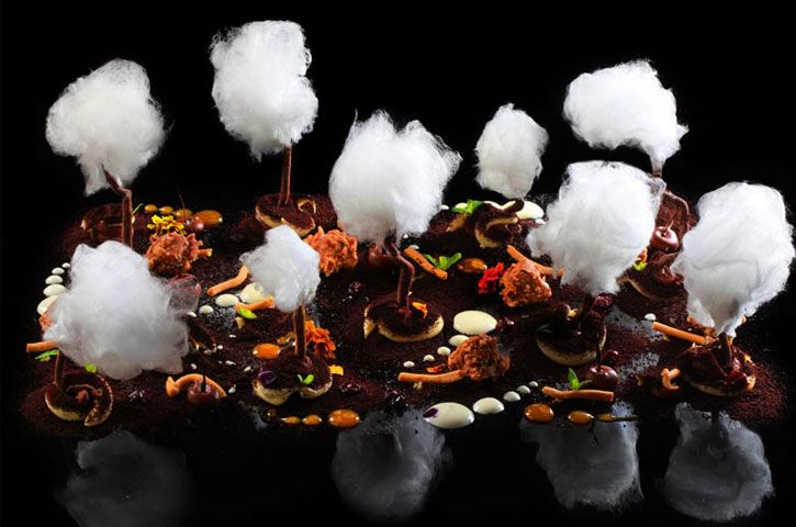 Funky Gourmet Black Forest